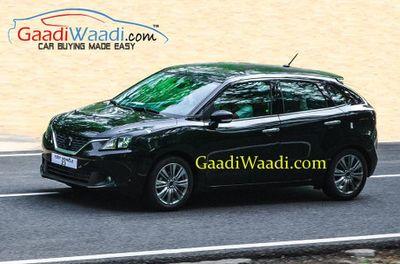 Suzuki Siapkan Hatchback Mewah, Pesaing Honda Jazz dan VW Polo