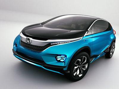 Honda Brio Versi SUV Siap Melenggang
