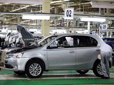 Dolar Perkasa, Toyota Ingin Semua Komponen Mobil Diproduksi di Indonesia