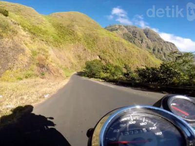 Menikmati Alam Sumbawa, Gunung Rinjani, Aceh dari Roda Dua