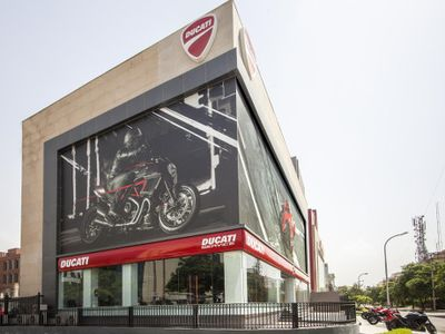 Diler Ducati Terbesar Dunia ada di India