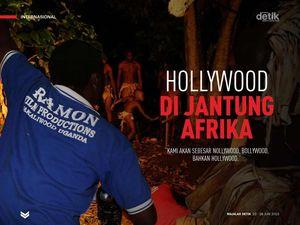 Hollywood di Jantung Afrika