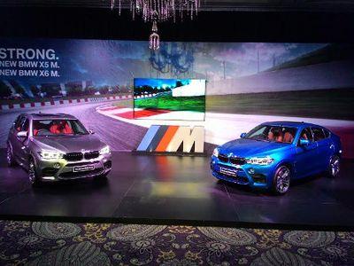 Ini Banderol BMW X5 M dan X6 M Terbaru