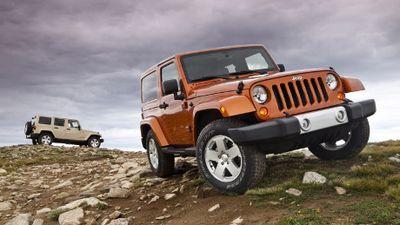 NHTSA Selidiki Masalah Airbag di Jeep Wrangler