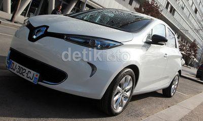 Aliansi Nissan-Renault Jual 250.000 Mobil Listrik