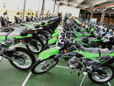 Kawasaki Harus Berterima Kasih dengan KLX