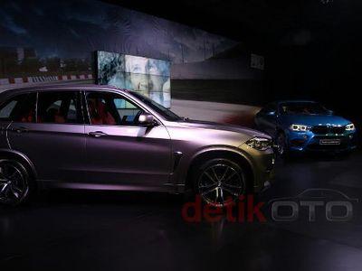 BMW: X5 M dan X6 M Bisa Taklukkan Segala Medan, Mampu Terobos Banjir 50 Cm