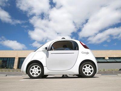 Mobil Tanpa Sopir Google untuk Pertama Kali Melaju di Jalanan Umum