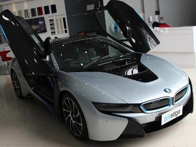 BMW Belum Siap Jual i8 di Indonesia