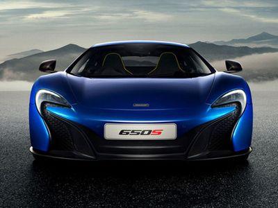 Penjualan McLaren Tembus Rekor