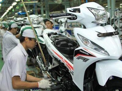 Honda Akui Potensi Pasar Motor Bebek Melorot
