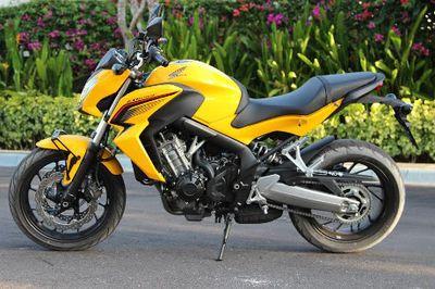 Bagi Honda, Pasar Moge 500 dan 600 cc Paling Seksi