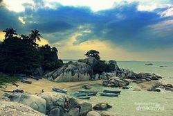Teluk Limau, Si Cantik dari Bangka