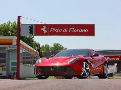 Ferrari Indonesia Berharap Bisa Pasarkan F12berlinetta GTO