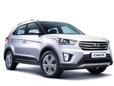 SUV Hyundai Creta Resmi Meluncur di India