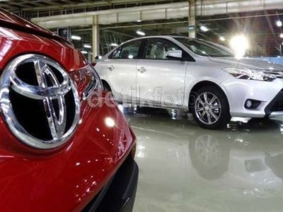 Toyota Indonesia Optimistis Ekspor Tahun Ini Naik 10 Persen