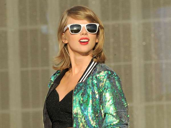 Shake It Off! Keseruan Taylor Swift di 'The 1989 World Tour'