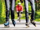 Transit di Bandara Sambil Main Sepeda & Sepatu Roda, Bisa!
