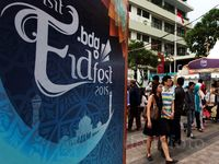 Pemkot Bandung Gelar Eid Fest Selama Ramadan