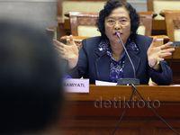 Maria Anna Jalani Uji Kelayakan Hakim Agung di DPR