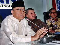 Zulkifli Hasan Pimpin Rapat Fraksi PAN