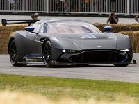 Aston Martin Vulcan Beraksi di Jalanan