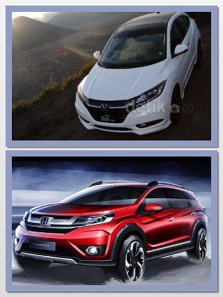 Beda Harga, Honda Yakin BR-V Tidak Akan Makan HR-V