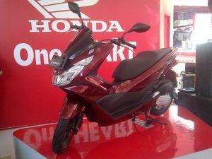 Kondisi Ekonomi Belum Memungkinkan Honda untuk Produksi PCX di RI