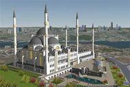 Kisah Masjid Raksasa di Bukit Camlica, Istanbul