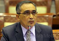 Sunarto Jalani Uji Kelayakan Calon Hakim Agung