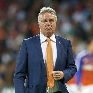 Hiddink Letakkan Jabatan Pelatih Timnas Belanda