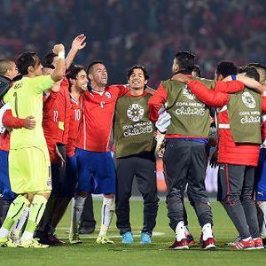 Ke Final Sudah, Chile Kini Memulai Mimpi Baru