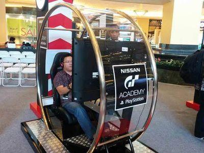 Sebelum Dilatih Pebalap F1, Finalis GT Academy Indonesia Diuji Pebalap Nasional