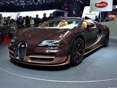 Bugatti Bakal Punya Mobil Murah