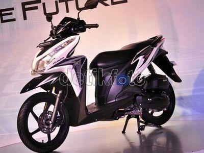 Tarikan Berat Honda Vario Techno
