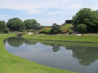 Taman Berusia 300 Tahun Seindah Lukisan di Jepang