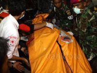 141 Kantong Jenazah Korban Hercules Dievakuasi ke RS Adam Malik
