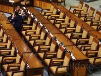 Paripurna Dana Aspirasi DPR Hampir Tak Kuorum