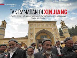 Tak Ramadan di Xinjiang