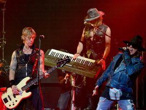 Gitaris G NR: Kami Punya Materi untuk 2-3 Album