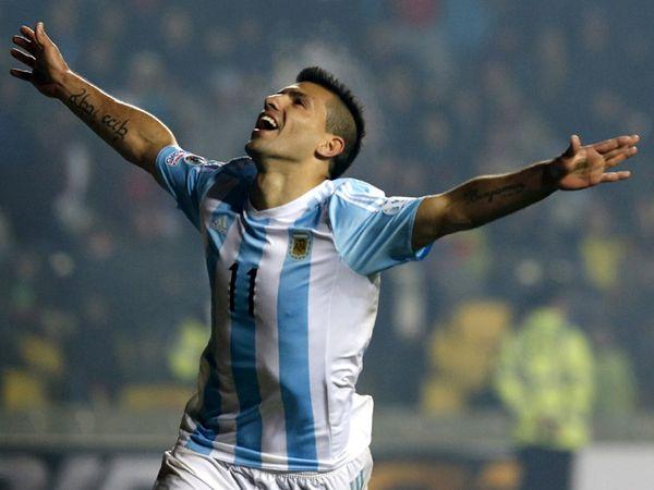 Argentina ke Final Copa America 2015