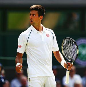 Mengawali dengan Kurang Oke, Djokovic Tetap Lolos ke Babak Berikutnya