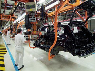 Robot di Pabrik VW Menewaskan Pekerja