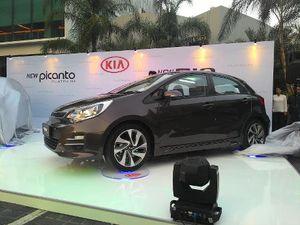 Ini Harga Kia Rio dan Picanto Terbaru