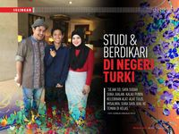 Studi & Berdikari di Negeri Turki