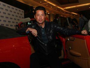 Aktor Hong Kong Michael Wong Terkesan dengan Perkembangan Jakarta