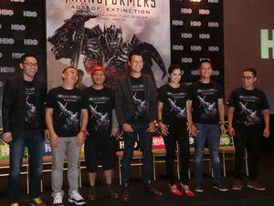 Transformers: Age of Extinction Berbahasa Indonesia Tayang 17 Juli di HBO
