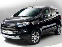 Ford EcoSport Kini Tanpa 'Konde'