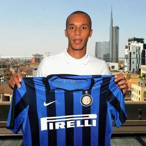 Miranda Langsung Bertekad Bantu Inter Juara
