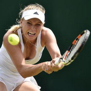 Lalui Set Kedua yang Sulit, Wozniacki Akhirnya Menang